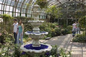 Lincoln Park Conservatory in Chicago