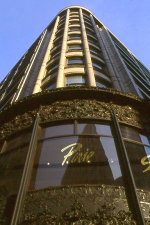 Carson Pirie Scott Building, Louis Sullivan architect