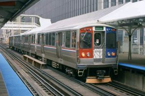 L Train in Loop