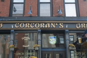 Corcoran's grill on Wells in Old Town