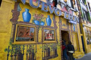 Nuevo Leon restaurant Pilsen neighborhood in Chicago