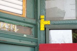 Colorful details on 18th Street in Pilsen - Photos of Pilsen and Little Village