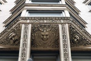 Manhattan Building on South Dearborn - Chicago architectural photography