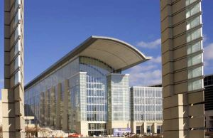 McCormick Place convention center - Chicago architectural photography