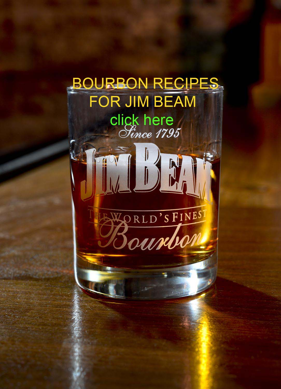 Jim Beam Drinks