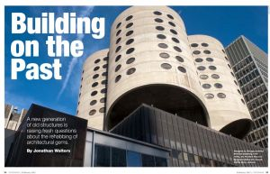 Prentice Women's Hospital for Governing Magazine - Chicago architecture photographer