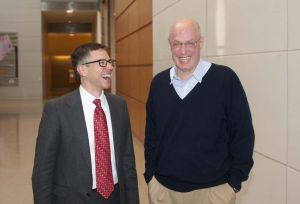 Professor Randall Kroszner and Paulson