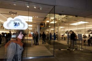 Apple Store on Michigan Avenue