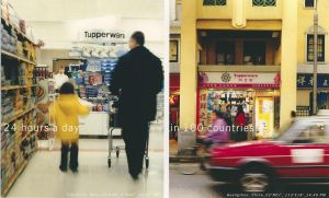 Tupperware annual report: Indiana and Shenzhen, China