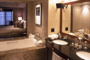 Park Hyatt Presidential Suite -- Chicago architecture photography
