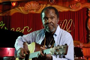 Terry Callier jazz, blues, folk musician at The Green Mill