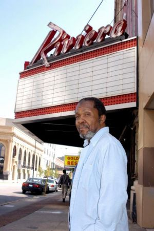 Terry Callier jazz, blues, folk musician at The Riviera Theater
