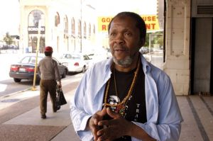 Terry Callier jazz, blues, folk musician in Uptown