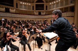 Chicago Youth Symphony Orchestra photo