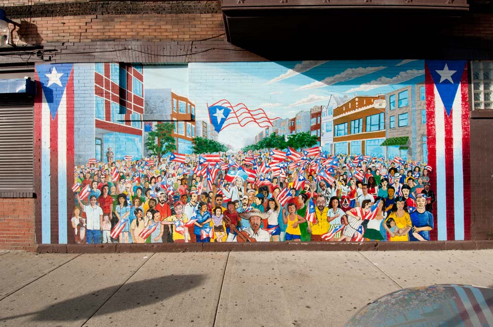 Chicago neighborhood murals for Mural in chicago illinois