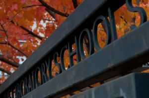 University of Chicago, autumn. Laboratory School