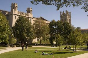 Gothic architecture at the University of Chicago, Hyde Park