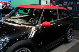 Mega-cute Mini Cooper
