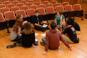 Student Shakespeare Competition in Chicago