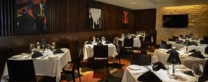 Cameron's Steakhouse, private dining room
