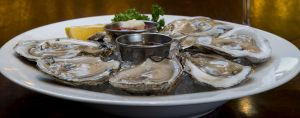 Cameron's Steakhouse, oysters
