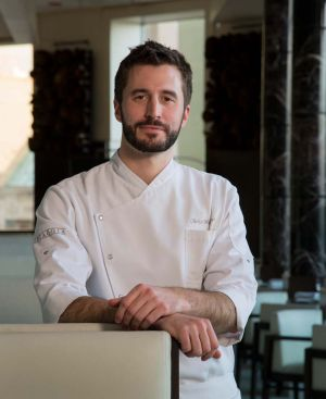 Spiaggia Chef Chris Marchino