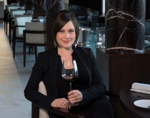 Spiaggia Sommelier and Beverage Director Rachel Lowe