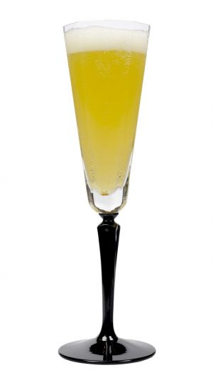 Honey Bucks Fizz with Jim Beam