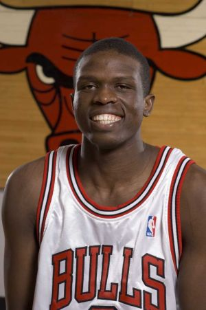 Luol Deng Chicago Bulls Basketball Team - Chicago headshots