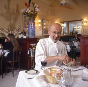 Jean-Claude Poilevey, chef/owner Le Bouchon Chicago