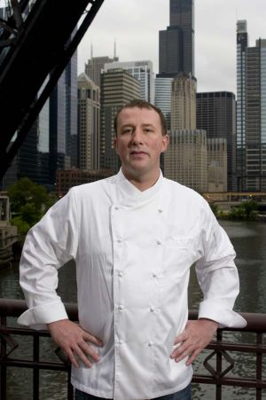 Award-Winning Chef Jason McLeod previously from Ria