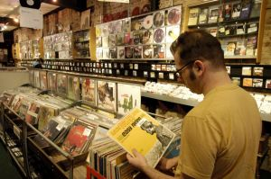 All musical tastes are spinning at Reckless Records