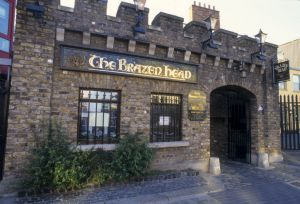 Brazen Head pub, oldest in Dublin