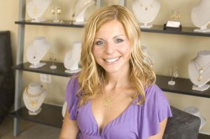 Kristen Amato jewelry designer - Chicago portrait photographer