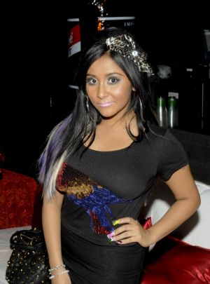 Jersey Shore superstar Snooki